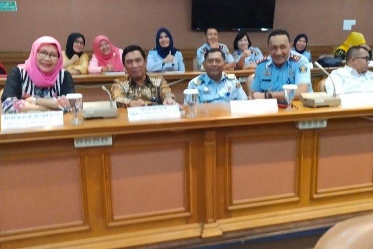 Para penyuap mantan Bupati Pakpak Bharat ditahan di Lapas Medan