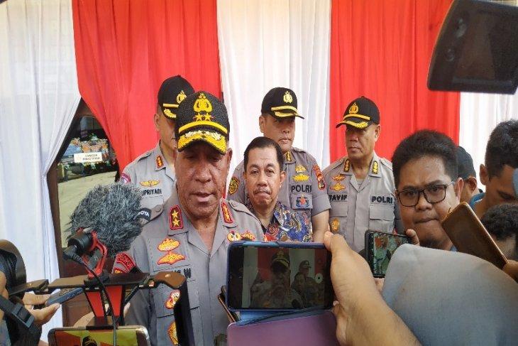 KKB sempat sandera tiga guru kontrak di Tembagapura, kata Kapolda Papua