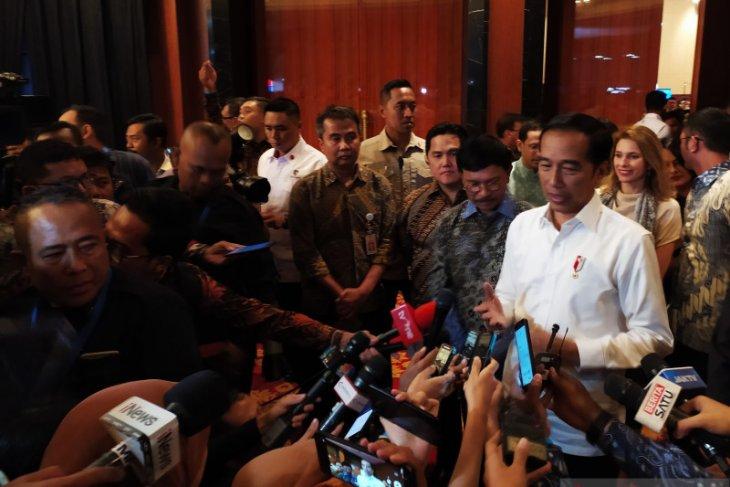Presiden Jokowi menghargai sikap Arab Saudi tangguhkan layanan umroh cegah Corona