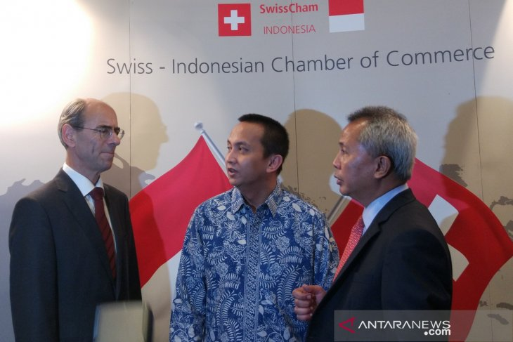 Indonesia expects more investments from Switzerland