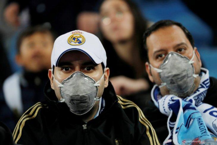 Pertandingan La Liga ditangguhkan dua pekan, Real Madrid pulangkan pemain