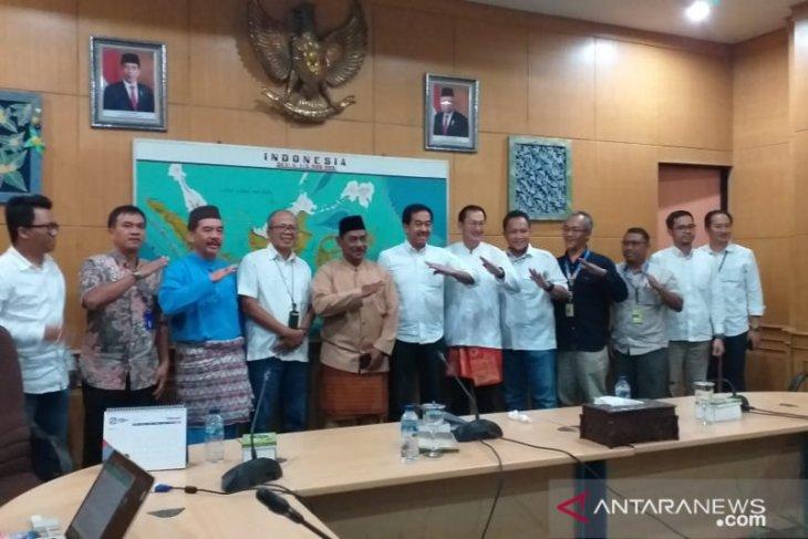 Bupati Belitung minta agar pengembangan bandara perhatikan kearifan lokal