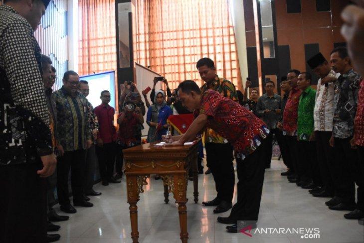 Kabupaten Kubu Raya menuju Top 45 anugerah inovasi layanan publik