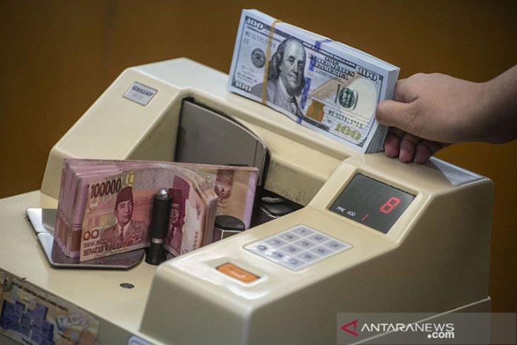 Kurs rupiah Senin pagi masih melemah di Rp16.375/dolar
