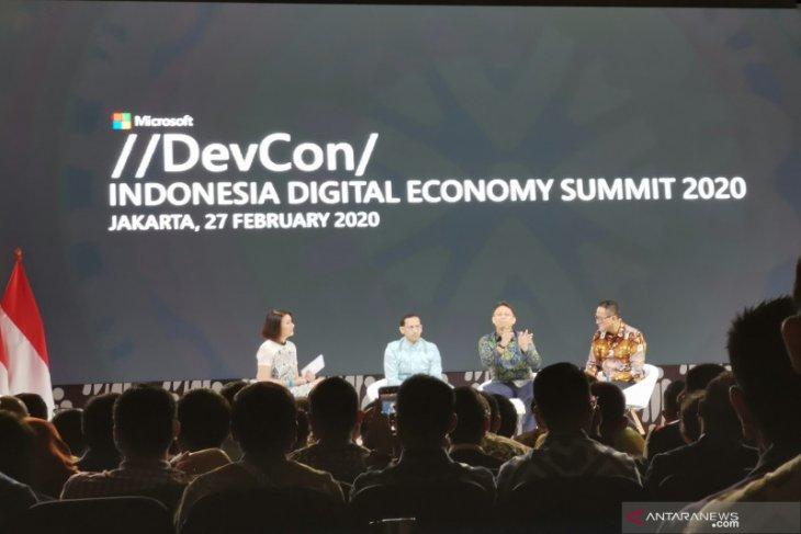 Kominfo tekankan tiga pilar transformasi digital
