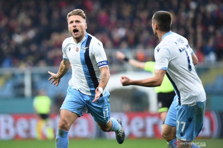 Lazio berpeluang curi pucuk klasemen dari  Juventus