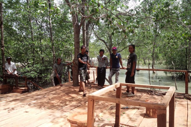 DKP Bangka Barat dukung pembangunan wisata mangrove terpadu di Tanjungpunai