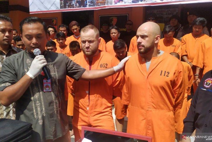 Dua warga Bulgaria diancam penjara 6 tahun karena kasus