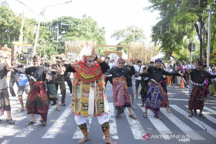 Pameran  inovasi pelayanan publik meriahkan HUT Kota Denpasar