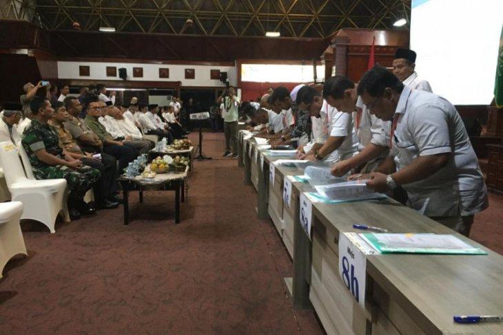 Pemerintah Aceh tandatangani kontrak proyek strategis RP682 miliar, ini daftar paketnya