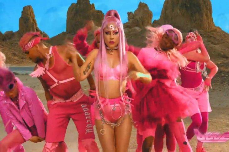 Lady Gaga rilis lagu baru