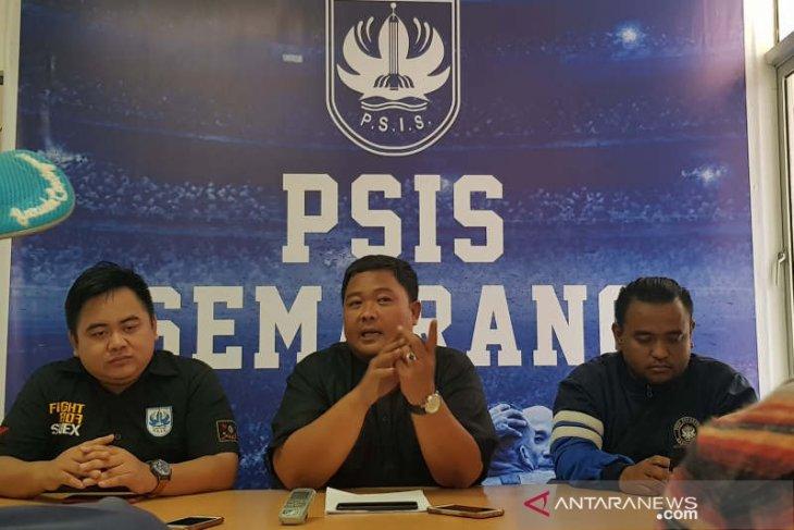 PSIS Semarang belum berencana gelar uji coba hadapi Liga 1