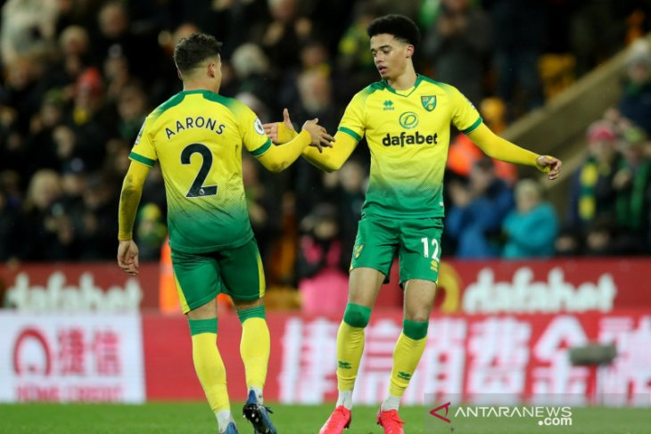 Norwich bungkam Leicester City 1-0