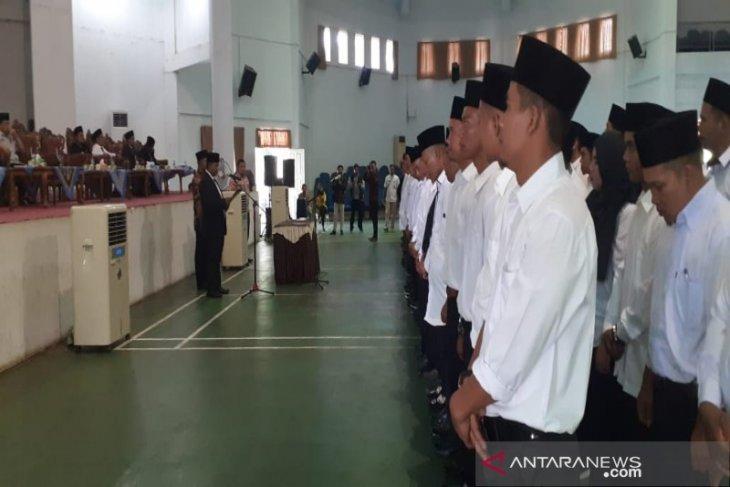 KPU Madina lantik 115 anggota PPK