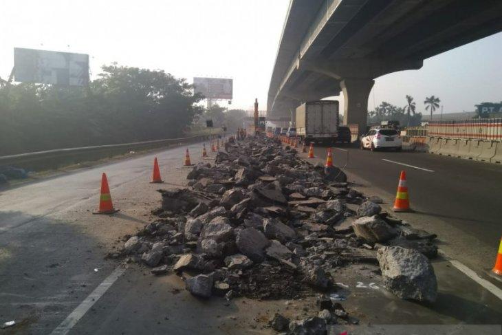 Jasa Marga lakukan rekonstruksi di Simpang Susun Cikunir