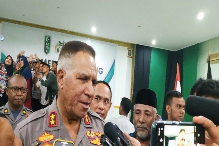 Joni Botak led Papuans who killed policeman