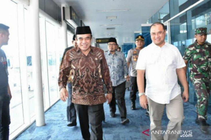 Kongres KUII Ke-VII selesai, Menteri Agama RI kembali Ke Jakarta