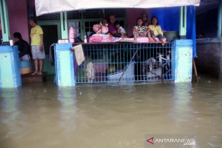 BPBD Karawang: Petugas tetap siaga meski banjir sudah surut