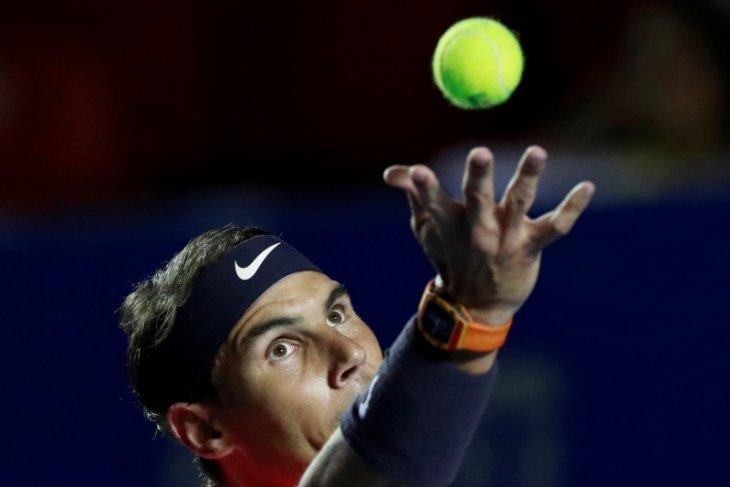 Nadal pesimistis kelanjutan kompetisi tenis dunia