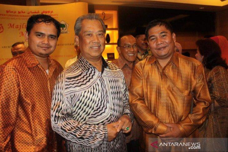 Muhyiddin Yassin menjadi perdana menteri Malaysia ke 8