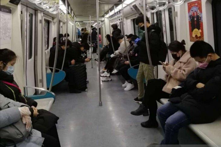 Beberapa kota di China dibuka bertahap