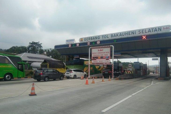 Saring truk over load Hutama Karya pasang teknologi WIM di Tol Bakauheni