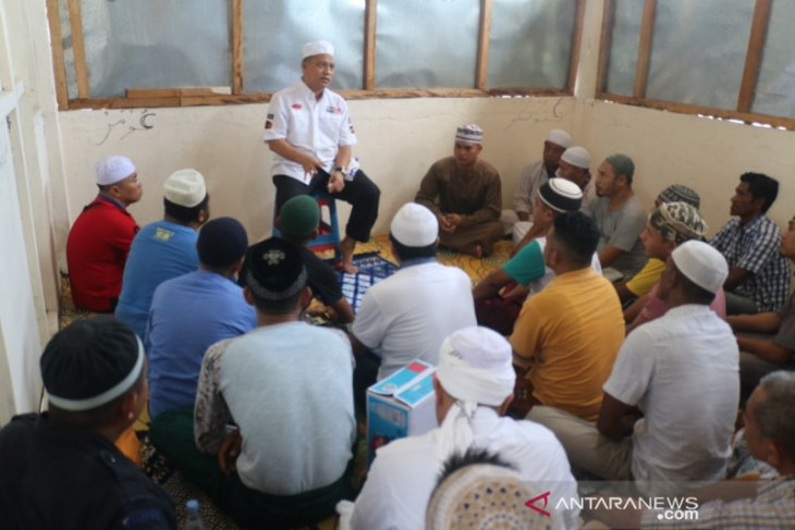 Kapolda Maluku penjara tempat sadarkan diri