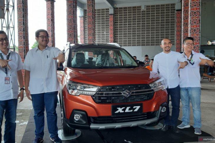 Suzuki luncurkan XL7 di Pontianak, ini spesifikasinya