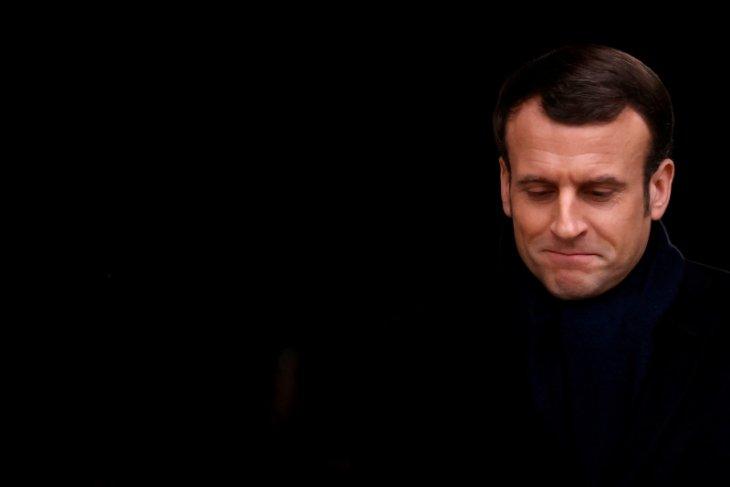 Presiden Perancis minta Italia waspada soal bantuan dari China, Rusia