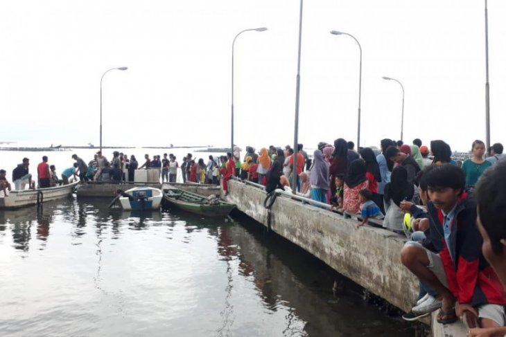 Pelajar SMP tewas tenggelam saat perbaiki keramba miliknya