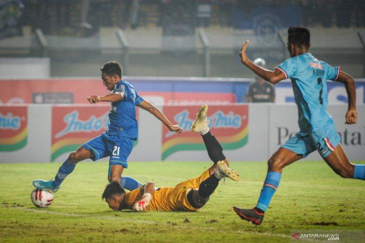 Berikut hasil dan klasemen Liga 1 Indonesia