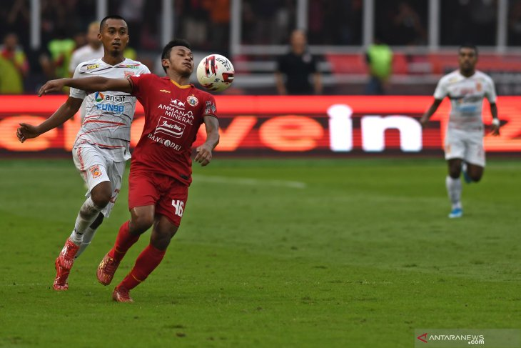 Persib, Persija dan Persipura petik poin penuh pada laga perdana Liga 1