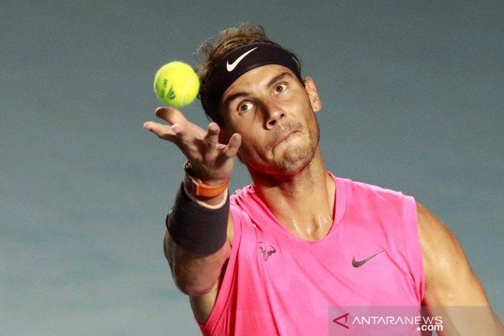 Rafael Nadal sediakan penampungan petenis muda
