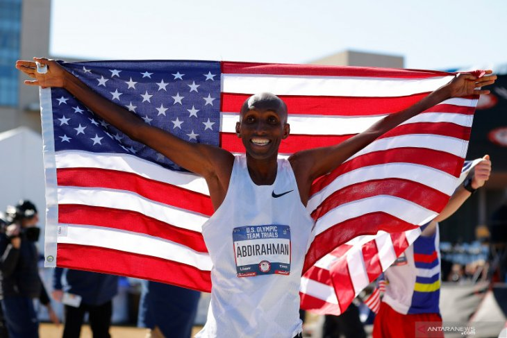 Abdi Abdirahman rain tiket Olimpiade untuk kelima kalinya