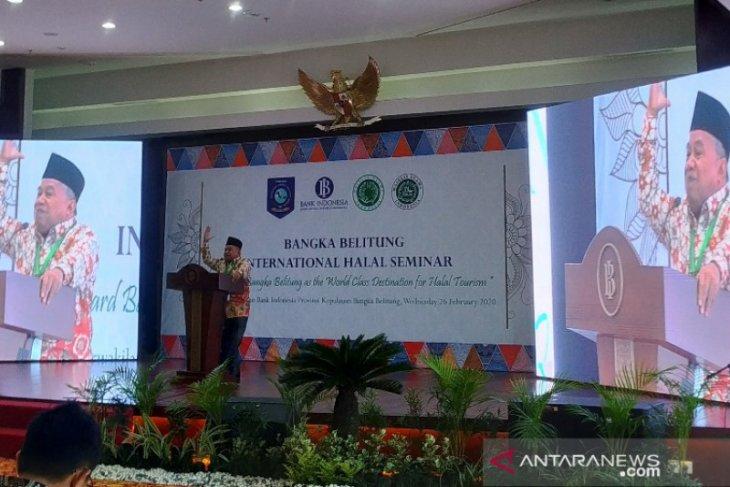 MUI dorong Bangka Belitung kembangkan wisata halal