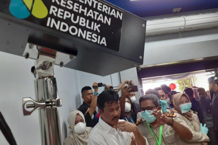 Ports in Batam step up health surveillance to stem coronavirus