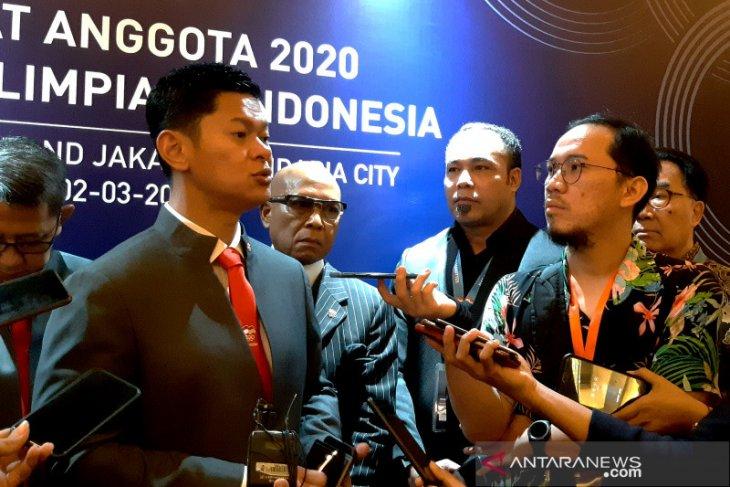 NOC Indonesia pastikan Olimpiade sesuai jadwal
