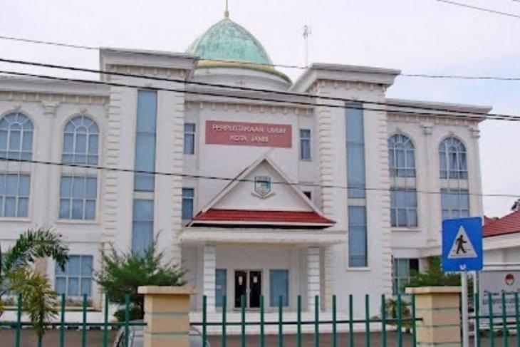 Kota Jambi kembangkan perpustakaan berbasis digital