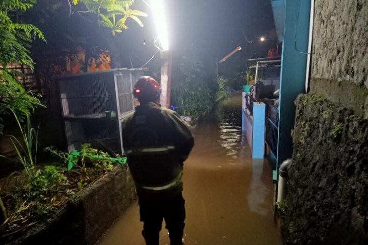 Sembilan kawasan di Jakarta Timur terendam banjir