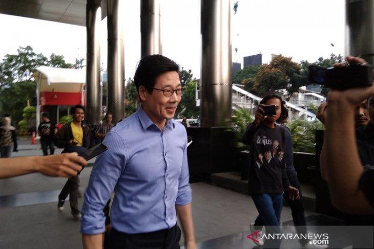 KPK tangkap tersangka pemilik perusahaan PT BLEM Samin Tan