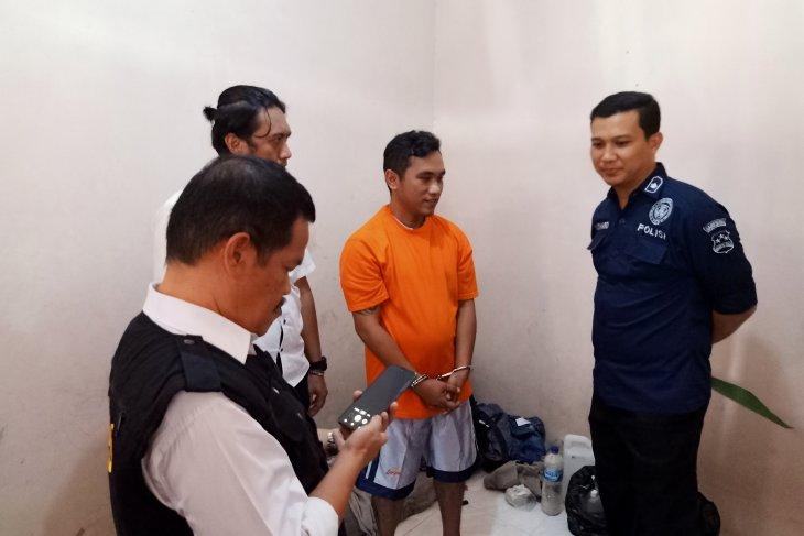 Police confirm arrest of crystal meth producer in East Jakarta