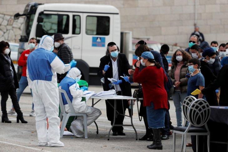 Menkes Israel dan istri didiagnosa virus corona