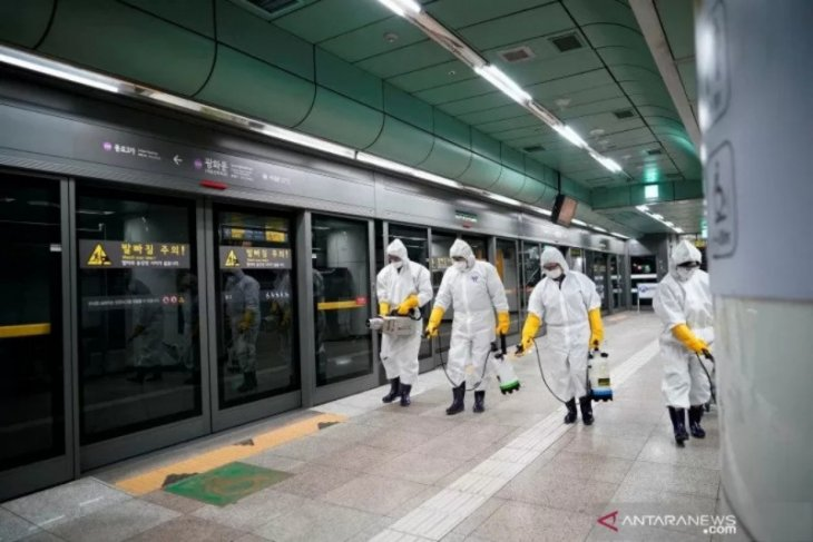 KBRI Seoul wajibkan pengunjung gunakan masker