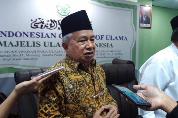 MUI haramkan ODP, PDP dan positif corona ke masjid