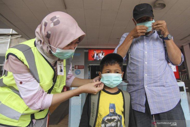 Menteri BUMN Erick Thohir pastikan ketersediaan 4,7 juta masker dalam waktu dekat