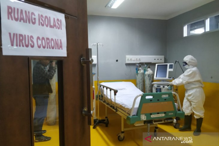 Indonesia prepares measures to handle COVID-19 cases