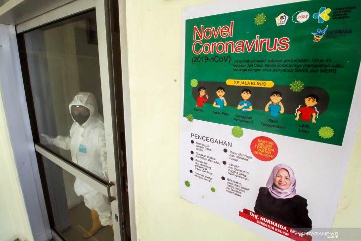 Pasien COVID-19 yang masih  dirawat di Aceh tinggal satu