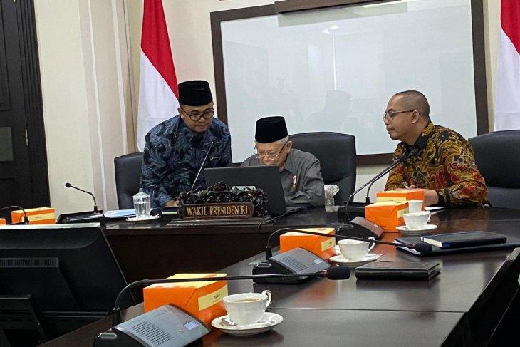 Wapres Ma'ruf laporkan SPT Pajak 2019
