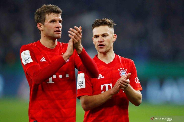 Bayern Munich akan latihan perdana pada Senin