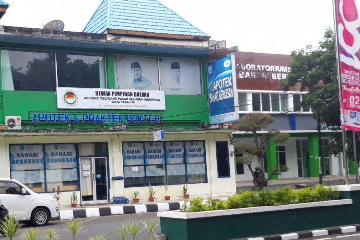 Harga masker di Ternate naik akibat warga antisipasi wabah corona